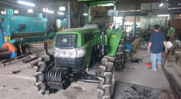 Deutz Fahr SH404 Tractor