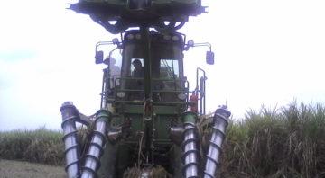 John Deere Sugarcane Harvester